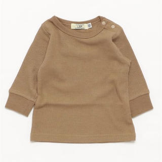 マーキーズ(MARKEY'S)のワッフル 9分袖T 90サイズ 2枚組(Tシャツ)