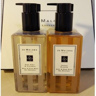 ジョーマローン(Jo Malone)の【新品未使用】Jo MALONE ボディ&ハンド ウォッシュ(ボディソープ / 石鹸)