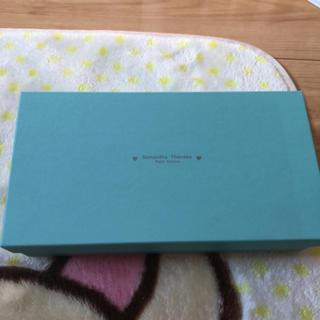 サマンサタバサプチチョイス(Samantha Thavasa Petit Choice)のサマンサタバサプチチョイス 長財布 空箱(ショップ袋)