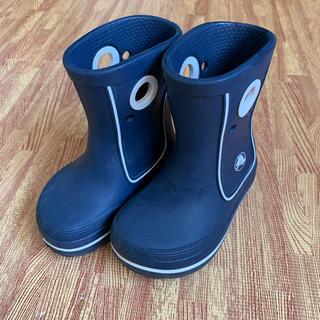 クロックス(crocs)のクロックス レインブーツ c6/7(長靴/レインシューズ)