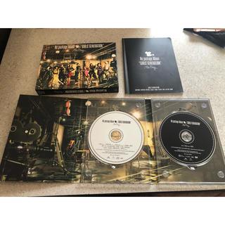 ショウジョジダイ(少女時代)の少女時代 アルバム CD+DVD お値下げ中(K-POP/アジア)