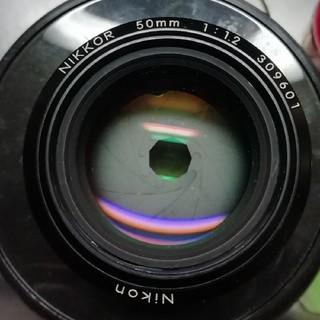 ニコン(Nikon)のnikkor 50mm f1.2S(レンズ(単焦点))