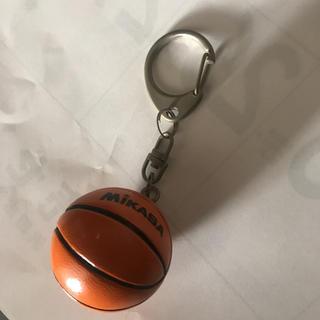 ミカサ(MIKASA)のミカサ バスケットボール キーホルダー(バスケットボール)