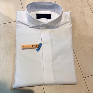 メンズ ウィングカラーシャツ (その他)