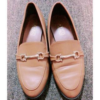 レプシィムローリーズファーム(LEPSIM LOWRYS FARM)のローファー 茶色(ローファー/革靴)