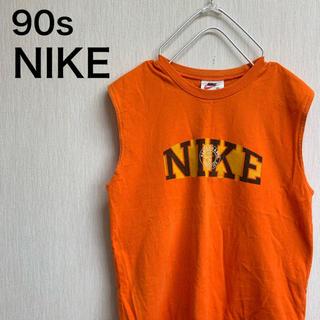 ナイキ(NIKE)の【 NIKE 】90s タグ タンクトップ Tシャツ Mサイズ(タンクトップ)