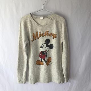ディズニー(Disney)のディズニー ミッキー スウェット トレーナー(トレーナー/スウェット)