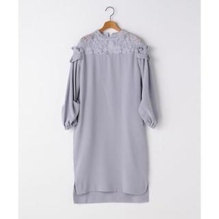 ソフィット(Soffitto)のSoffitto ワンピース ドレス レディース (ミディアムドレス)
