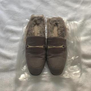 ジーユー(GU)のGU ファーローファー(ローファー/革靴)