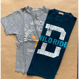 【新品・未使用・2枚セット】シスキー  Tシャツ