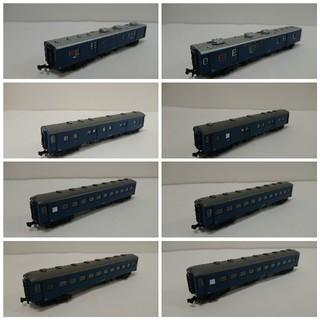 カトー(KATO`)のKATO Nゲージ4台セット 5069 5078 5127-2 2128-2 4(鉄道模型)