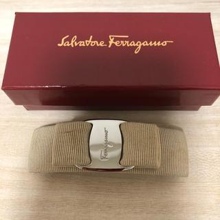 サルヴァトーレフェラガモ(Salvatore Ferragamo)のフェラガモ バレッタ(バレッタ/ヘアクリップ)
