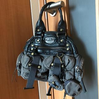 ディーゼル(DIESEL)のDiesel vintage風 バッグ 稀少デザイン ディーゼル(ハンドバッグ)
