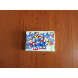 ファミリーコンピュータ - ファミコン FC  ロックマン2 美品 箱 説明書 付き カプコン