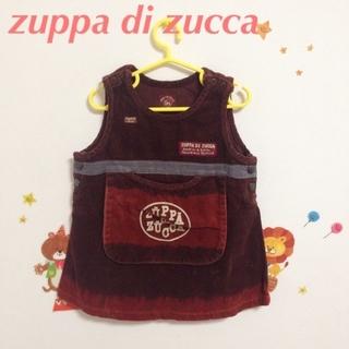 ズッパディズッカ(Zuppa di Zucca)の【95】ズッパデズッカ ジャンパースカート ワンピース(ワンピース)