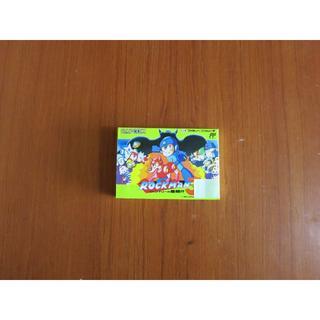 ファミリーコンピュータ - ファミコン FC  ロックマン3 美品 箱 説明書 付き カプコン