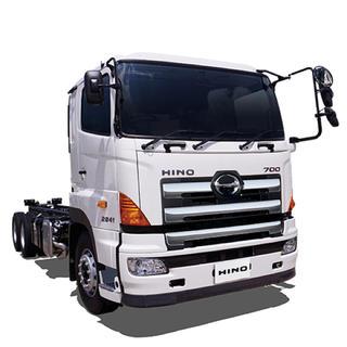 輸出用 日野 ハイノー &700 エンブレム(トラック・バス用品)