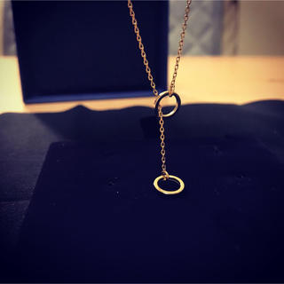 ココシュニック(COCOSHNIK)の新品✳︎ ゴールド ネックレス(ネックレス)