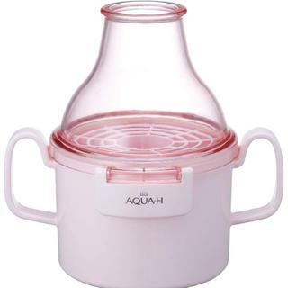 ドウシシャ(ドウシシャ)の水素生成器 お風呂用 高濃度水素バス AQUA-H ピンク (ボディケア/エステ)