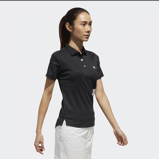 アディダス(adidas)の★アディダス★ゴルフCP カラーブロッキング S/Sポロ (ウエア)
