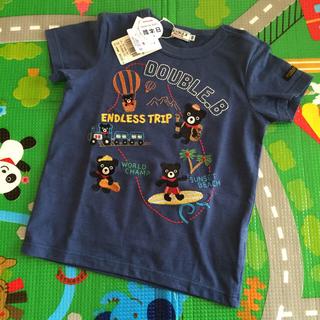 ダブルビー(DOUBLE.B)のミキハウス ダブルB 新作Tシャツ 100(Tシャツ/カットソー)