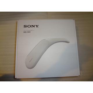 ソニー(SONY)のお買い得!限界値下げ! 6個セット 大人気 SONY SRS-WS1 !!(ヘッドフォン/イヤフォン)