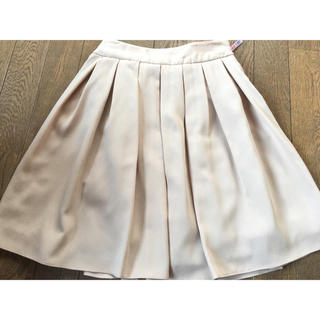 ネットディマミーナ(NETTO di MAMMINA)のネットディマミーナ スカート ベージュ(ひざ丈スカート)