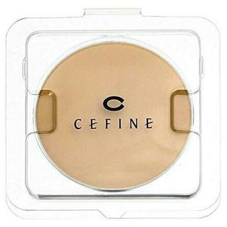 セフィーヌ(CEFINE)の新品♡セフィーヌ シルクウェットパウダー ファンデーション♡OC100(ファンデーション)