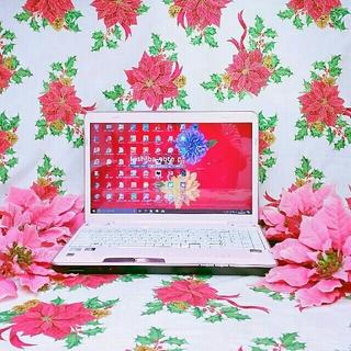 トウシバ(東芝)の極上品♥大人気ピンク♥Core-i5♥ブルーレイ♥大容量500×4G/オフィス(ノートPC)