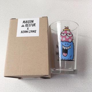 メゾンドリーファー(Maison de Reefur)の新品 MAISON de REEFUR グラス KEVIN LYONS(グラス/カップ)