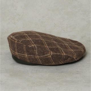 ジーナシス(JEANASIS)のJEANASISベレー帽(ハンチング/ベレー帽)