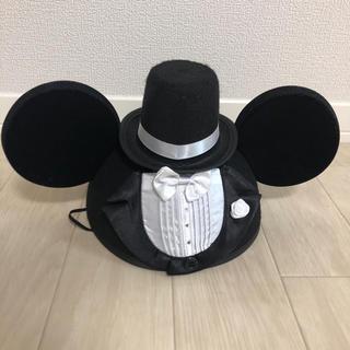 ディズニー(Disney)の♡海外限定 ミッキー ミニー ウェディング イヤーハット (その他)
