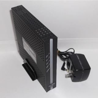 エヌイーシー(NEC)のADSLモデム「DR202C-U」動作品【送料込】(PC周辺機器)