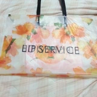 リップサービス(LIP SERVICE)のお取り置き中(ショップ袋)