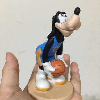 ディズニー(Disney)のディズニー グーフィー バスケ 置物 フィギュア(置物)