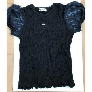 ニットプランナー(KP)のKPのパフスリーブTシャツ(Tシャツ/カットソー)