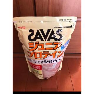 ザバス(SAVAS)のきのこ様専用   ザバスジュニアプロテイン(プロテイン)