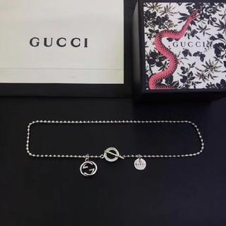 グッチ(Gucci)のグッチ  ネックレス  GGロゴ  男女兼用(ネックレス)