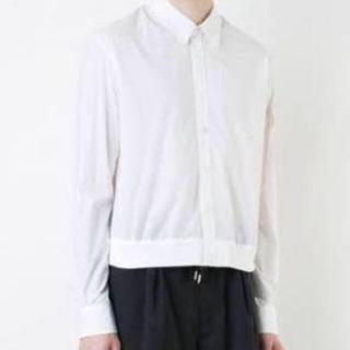 ドレスドアンドレスド(DRESSEDUNDRESSED)のDressedundressed ボクシーシャツ(シャツ)