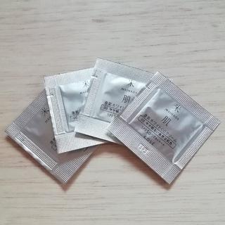 コーセー(KOSE)の米肌  00番4包  やや明るい自然な肌色  澄肌ホワイトCCクリーム サンプル(サンプル/トライアルキット)
