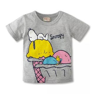 スヌーピーTシャツ130cm