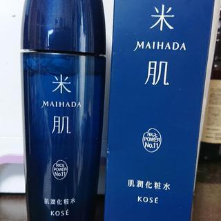コーセー(KOSE)の米肌 肌潤 化粧水(化粧水 / ローション)