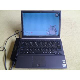 ソニー(SONY)のSONY VAIO 13.3inc メモリー4GB(ノートPC)