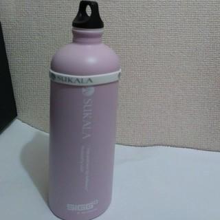 シグ(SIGG)のSUKARA LAVA 水素水ボトル スモークピンク(ヨガ)