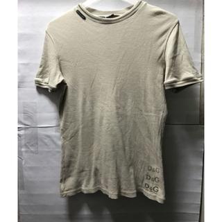 ディーアンドジー(D&G)のD&G 【送料無料】ドルチェ&ガッバーナ Tシャツ メンズL(Tシャツ(半袖/袖なし))