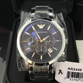 エンポリオアルマーニ(Emporio Armani)の新品未使用 エンポリオアルマーニ AR2448腕時計(腕時計(アナログ))