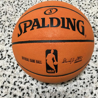 スポルディング(SPALDING)のバスケットボール7号  NBAofficialgameball スポルティング(バスケットボール)