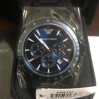 エンポリオアルマーニ(Emporio Armani)の新品未使用 エンポリオアルマーニ AR6121腕時計(腕時計(アナログ))