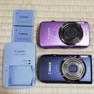 キヤノン(Canon)のCano【IXY 10S】+【IXY DIGITAL 930 IS】(コンパクトデジタルカメラ)