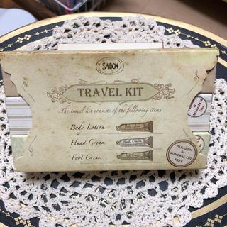 サボン(SABON)のSABON  ザボン Travel Kit トラベルキットパチュリ (その他)